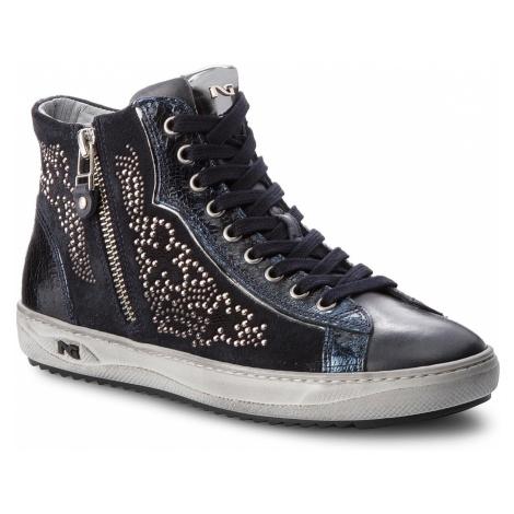 Sneakersy NERO GIARDINI - A806471D Musk Blu 200