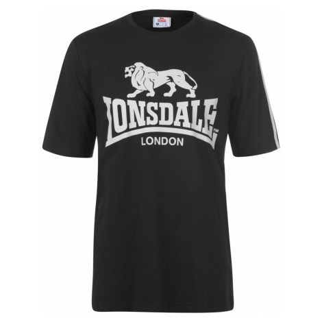 Lonsdale Logo T Shirt Mens