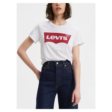 Levi's Printed White Women's T-Shirt® Levi´s