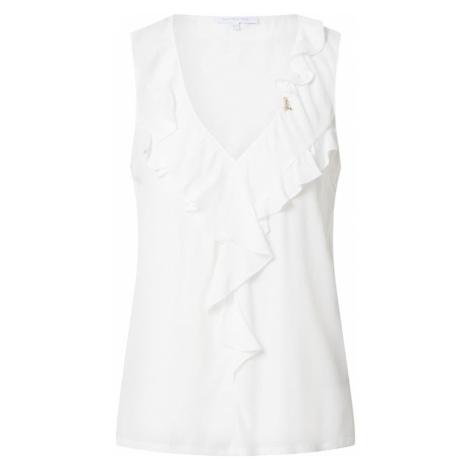 PATRIZIA PEPE Bluzka biały
