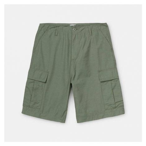 Spodnie Carhartt WIP Field Cargo Short I027971 DOLLAR GREEN