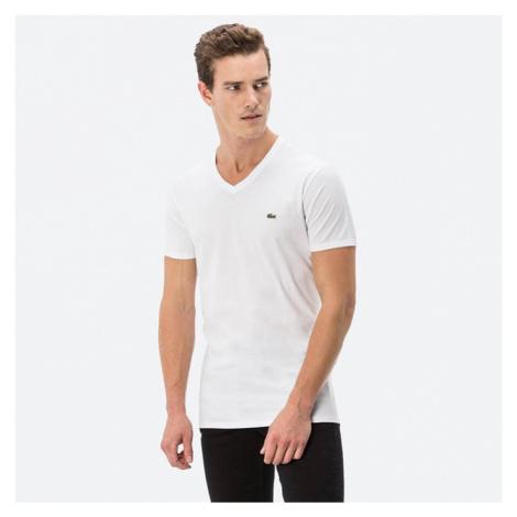 Koszulka męska Lacoste Tee-shirt TH2036 001