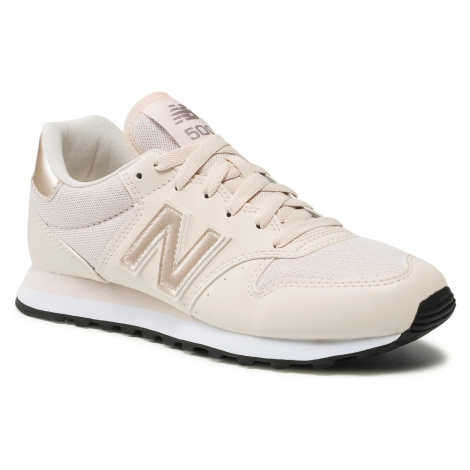Sneakersy NEW BALANCE - GW500MP1 Beżowy