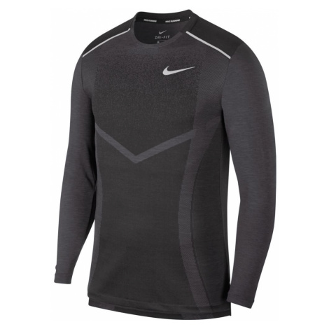 Bluza Nike TechKnit Ultra Long-Sleeve Top M Szara