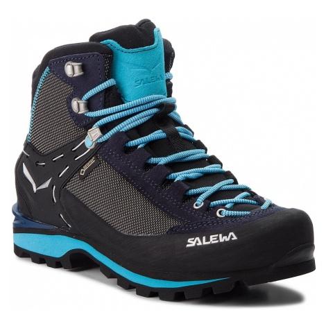 Trekkingi SALEWA - Crow Gtx GORE-TEX 61329-3985 Premium Navy/Ethernal Blue