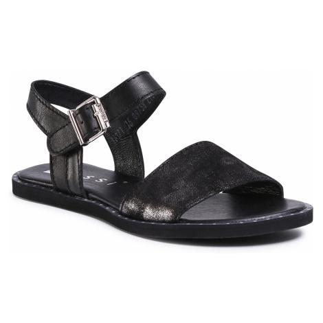 Sandały NESSI - 18371 Czarny/Mozaika
