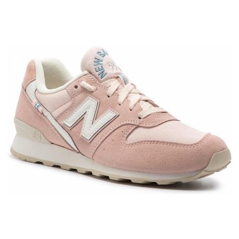 Sneakersy NEW BALANCE - WR996YD Różowy