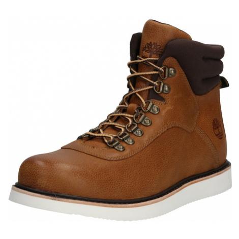 TIMBERLAND Buty sznurowane 'Newmarket Archive Boot' brązowy