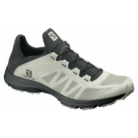 buty Salomon Amphib Bold - Mineral Gray/Crown Blue/White