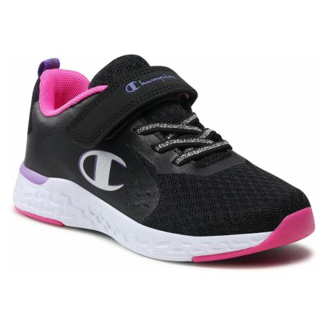 Sneakersy CHAMPION - Low Cut Shoe Bold G Ps S32125-S21-KK003 Nbk/Fucsia