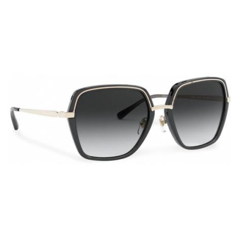 Michael Kors Okulary przeciwsłoneczne Modern Glamour 0MK1075 10148G Czarny