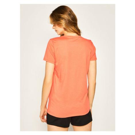 Under Armour T-Shirt Graphic Sportstyle 1346844 Czerwony Regular Fit