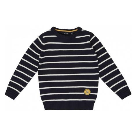 BLUE SEVEN Sweter ciemny niebieski