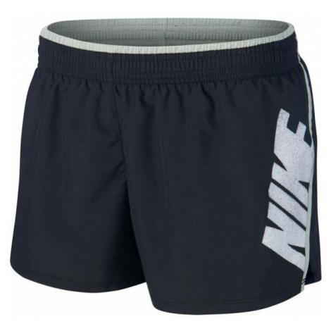 Nike 10K SHORT REBEL GX czarny S - Spodenki do biegania damskie