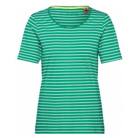 S.Oliver Koszulka biały / zielony