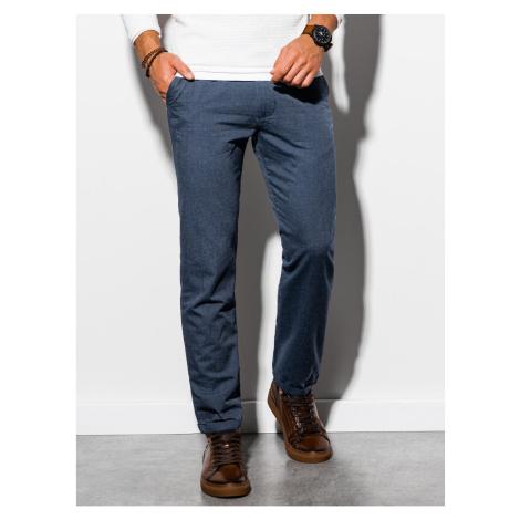Spodnie męskie Ombre P892