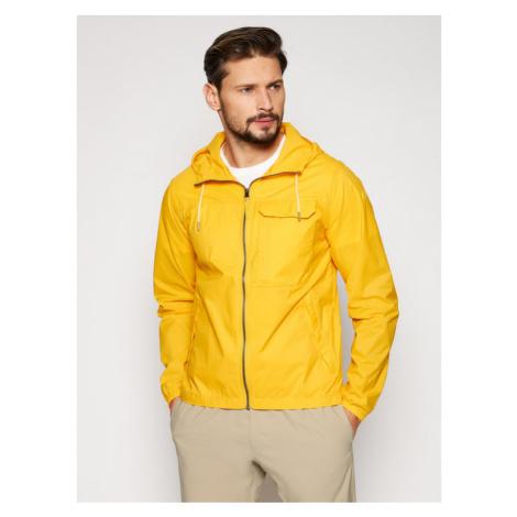 Helly Hansen Wiatrówka Mutsu 53261 Żółty Regular Fit