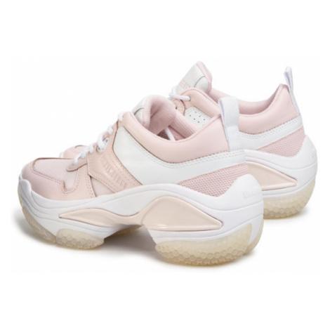 Bikkembergs Sneakersy Pascaline B4BKW0092 Różowy