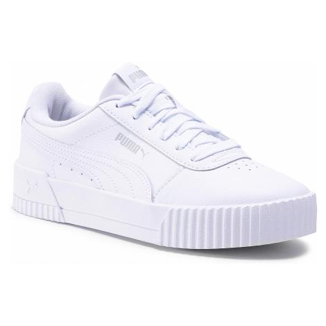 Sneakersy PUMA - Carina L Jr 370677 19 Puma Whit