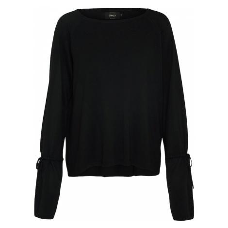 ONLY Sweter 'BELINA' czarny