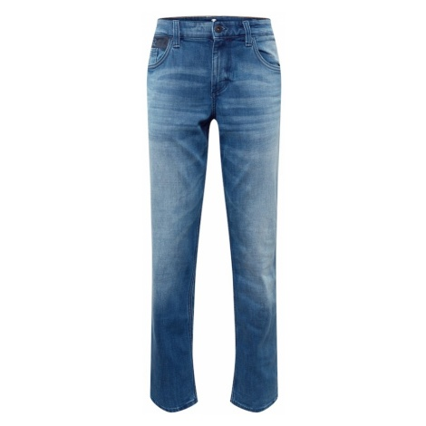 TOM TAILOR Jeansy 'Marvin' niebieski denim