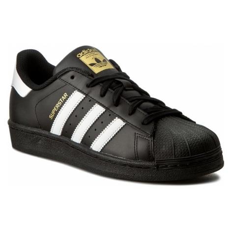 Buty adidas - Superstar Foundation B27140 Cblack/Ftwwht/Cblack