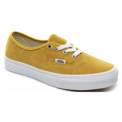 buty Vans Authentic - Pig Suede/Mango Mojito/True White