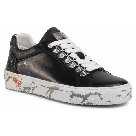 Sneakersy GOE - FF2N3023 Black