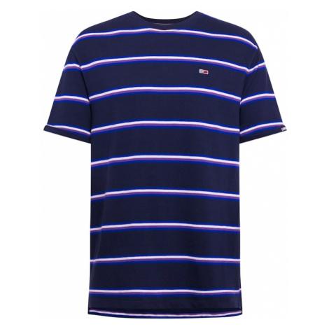 Tommy Jeans Koszulka mieszane kolory / ciemny niebieski Tommy Hilfiger