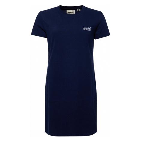 Orange Label T-Shirt Dress Superdry