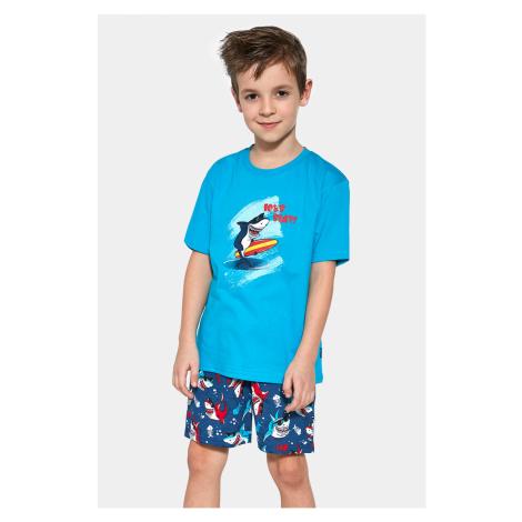 Chłopięca piżama Shark Surf Cornette