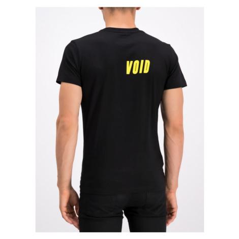 Diesel T-Shirt T-Diego-A11 00SY750PAT Czarny Regular Fit
