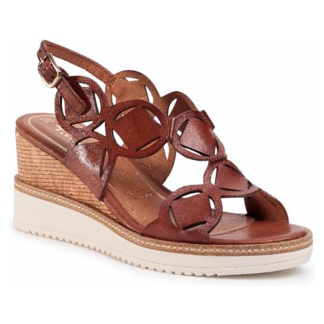 Sandały TAMARIS - 1-28312-24 Brandy 306