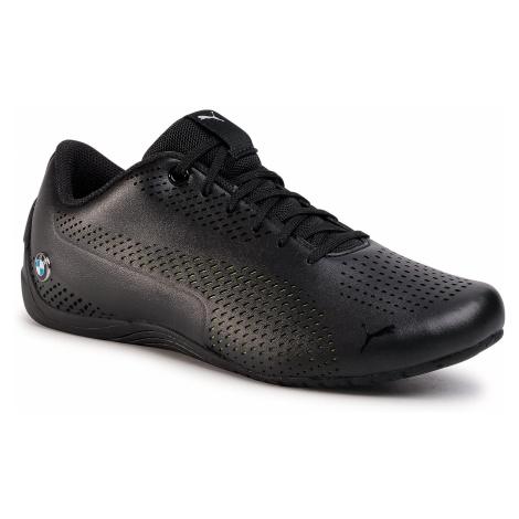 Sneakersy PUMA - Bmw Mms Drift Cat 5 Ultra II 306421 04 Black/Fizzy Yellow