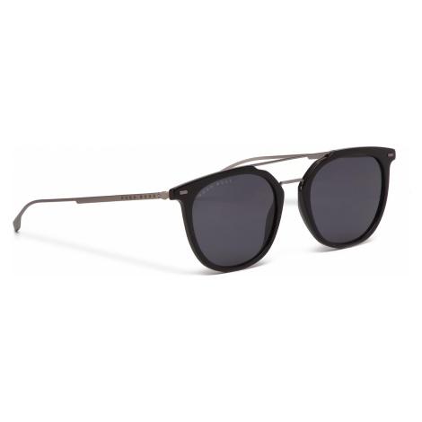Okulary przeciwsłoneczne BOSS - 1013/S Black 807 Hugo Boss