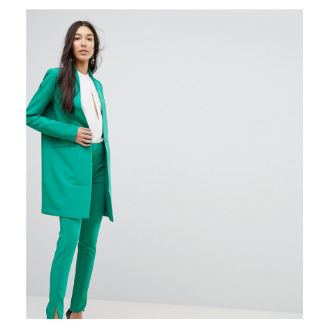 Y.A.S Tall Cigarette Pant With Hem Detail