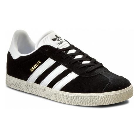 Buty adidas - Gazelle J BB2502 Cblack/Ftwwht/Goldmt