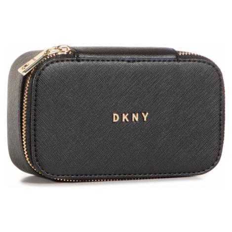 Szkatułka na biżuterię DKNY - R03R1K53 Blk/Gold BGD