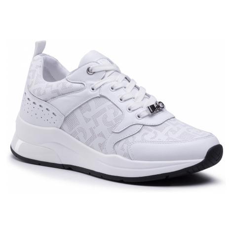Sneakersy LIU JO - Karlie 52 BA1005 P0102 White 01111