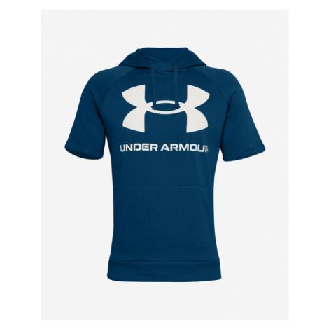 Under Armour Rival Fic Big Logo Bluza Niebieski