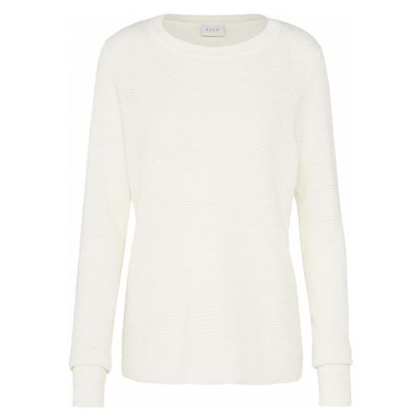 VILA Sweter 'Vichassa' biały