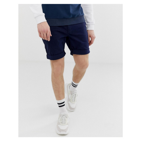 Tommy Jeans essential chino short in navy Tommy Hilfiger