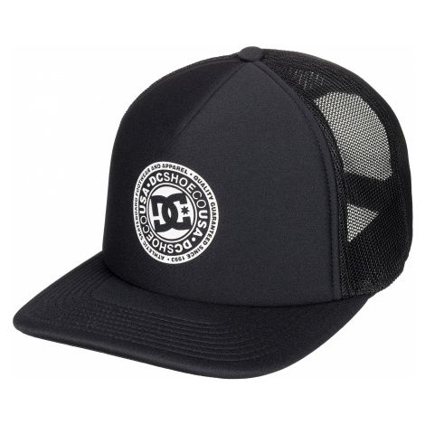 czapka DC Vested Up Trucker - KVJ0/Black