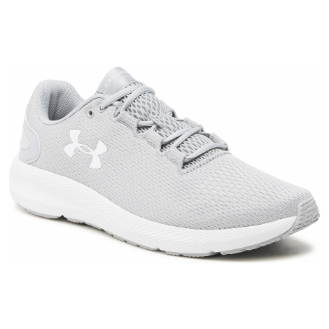 Buty UNDER ARMOUR - Ua Charged Pursuit 2 3022594 Grey