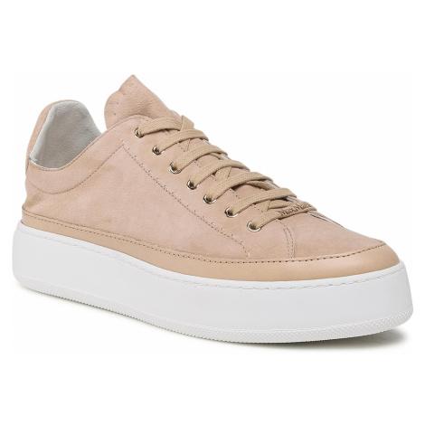 Sneakersy MAX MARA - Tamila 47610316600 Camel 001