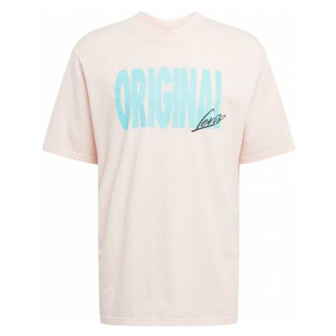 LEVI'S Koszulka 'OVERSIZED GRAPHIC TEE' różowy pudrowy Levi´s