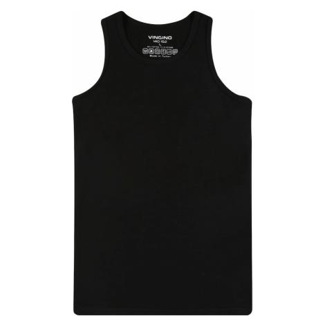 VINGINO Koszulka 'Singlet Boys' czarny