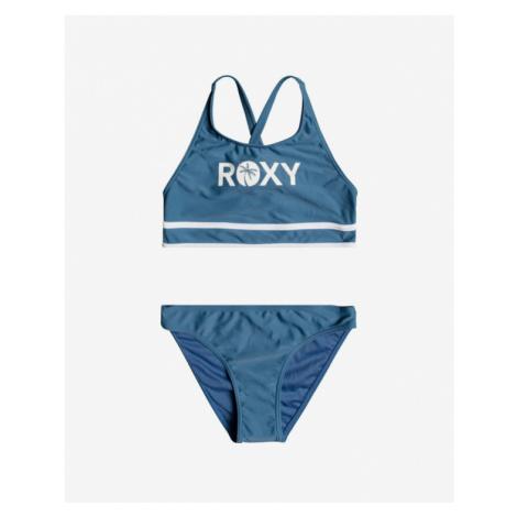 Roxy Perfect Surf Time strój kąpielowy Niebieski