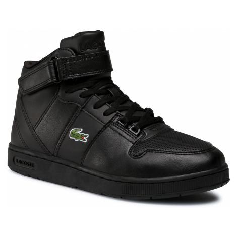 Sneakersy LACOSTE - Tramline Mid 0120 1 Suj 7-40SUJ001702H Blk/Blk