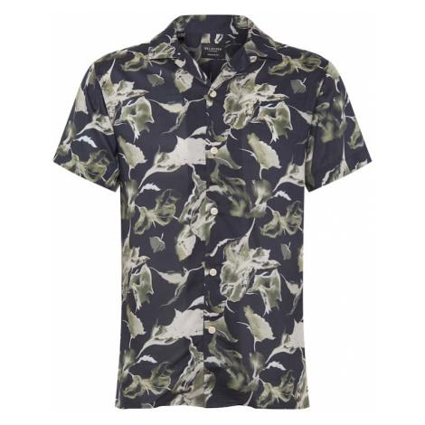 SELECTED HOMME Koszula szary / czarny